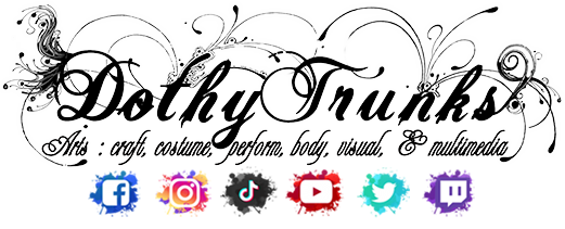welcome to www.dothy.net the artistic universe of DothyTrunks